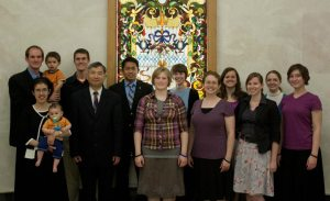 BJU's 2012 Mission Team Group Photo